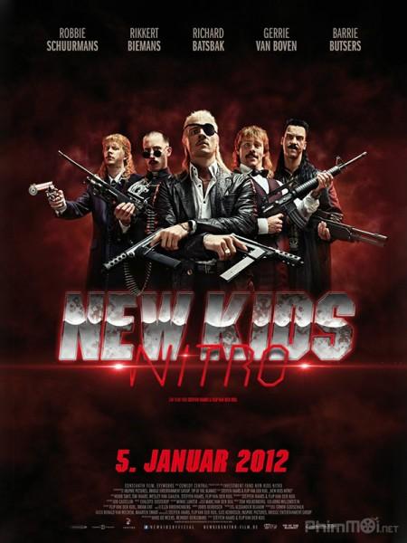 Hai lúa diệt xác sống - New Kids Nitro