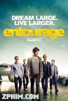 Đoàn Tùy Tùng - Entourage (2015) Poster