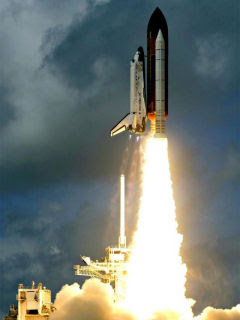 besplatne slike za mobitele free download svemir letjelice Space Shuttle Discovery