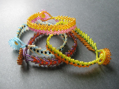 Tasty Trio St. Petersburg Bracelets