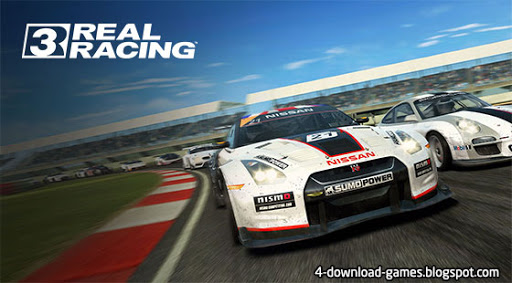 غلاف لعبة Real Racing 3