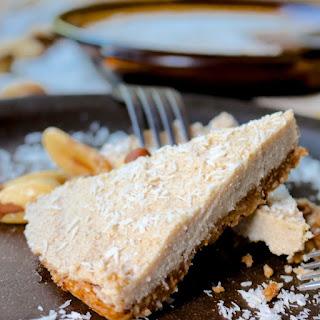 Cinnamon Toast Crunch Raw Pie