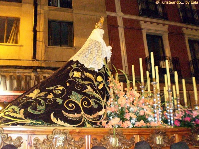 Madre de la Paz, Procesión del Perdón, León