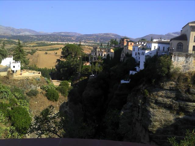 Sobreda - Cebolais - Algeciras - Gibraltar - Ronda - Malaga - Granada 2011-07-26%25252018.57.56