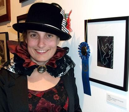 """1st Place: """"Swing"""" by Jennifer Weigel."""