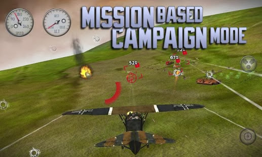 Sky Gamblers: Rise of Glory v1.5.9 FULL for Android