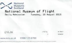 Museum Of Flight ticket