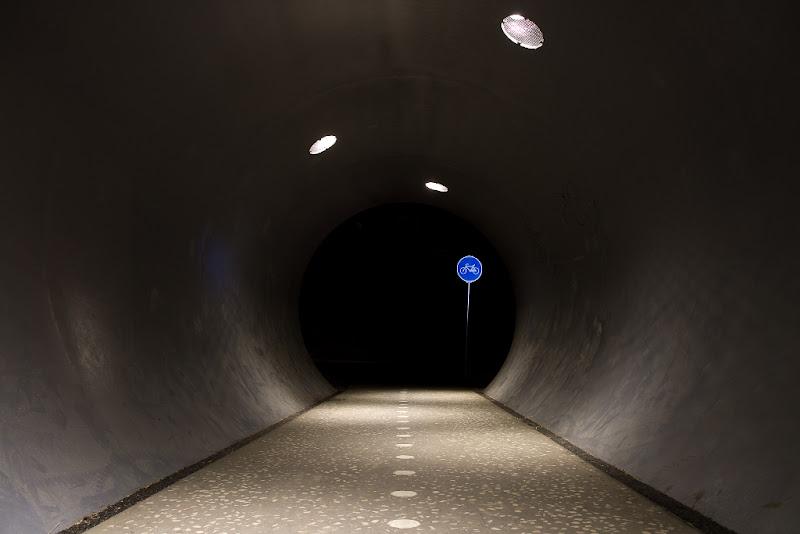 Tunel Verde, apuesta por las dos ruedas
