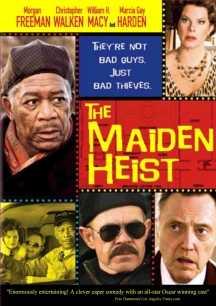 The Maiden Heist - Bức tranh đẫm máu
