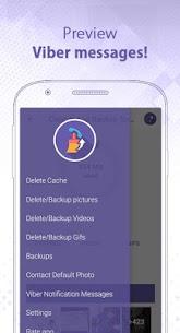 Cleaner and Backup for Viber 3.2.9.0 MOD + APK + DATA Download 1