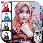 Hijab Camera Stylish