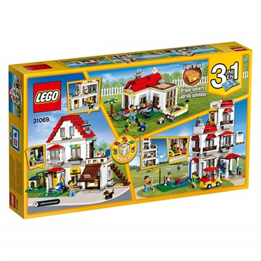 lego family villa
