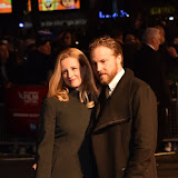 OIC - ENTSIMAGES.COM - Sam West and Wife Laura Wade at the  59th BFI London Film Festival: Suffragette - opening gala London 7th October 2015 Photo Mobis Photos/OIC 0203 174 1069