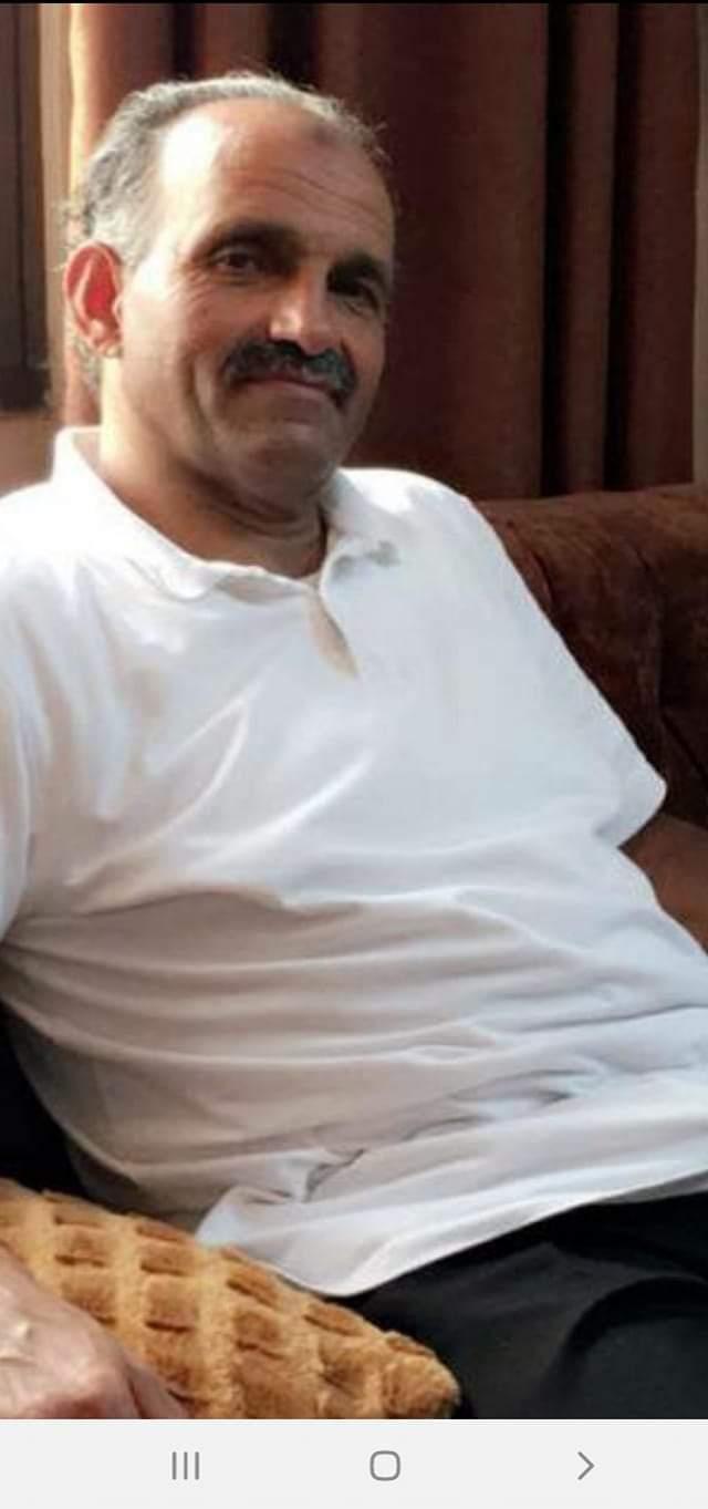 """خبر وفاة المرحوم """" محمد محمود حسن محيسن """""""