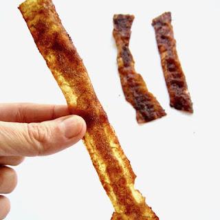 Vegan Rice Paper Bacon Strips.