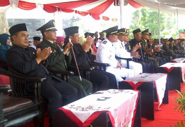 Peringatan Hari Jadi Kabupaten Nganjuk yang ke 1079 tahun 2016