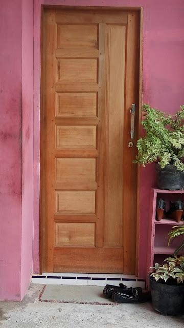 Gambar Desain Pintu Rumah Minimalis Modern Terbaru Model