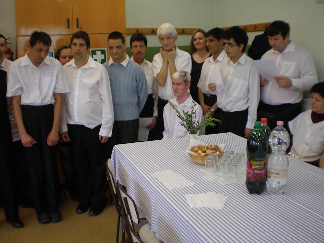 Farsangi mulatság a berceli Harmónia intézetben - 2016.02.04.
