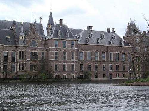 L'Aja. Il Parlamento Olandese