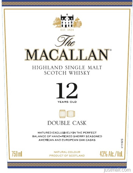 The Macallan Double Cask 12-Year