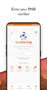 IRCTC eCatering – Food on Track App Download For Android and iPhone 1