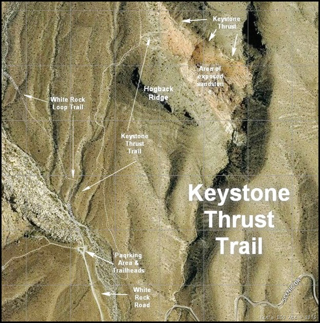 MAP-Keystone Thrus Trailt
