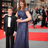 OIC - ENTSIMAGES.COM - Josh Shadbolt at the The Olivier Awards in London 12th April 2015  Photo Mobis Photos/OIC 0203 174 1069