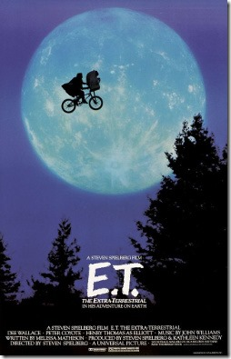 E.T. the Extra-Terristrial