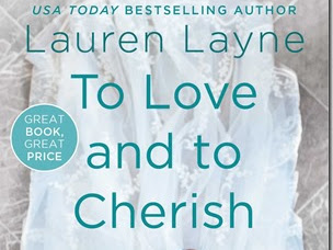 Review: ​ To Love and to Cherish (The Wedding Belles #3) by Lauren Layne