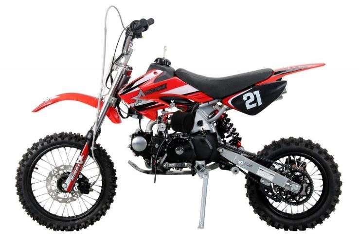 125cc MotoX21 Mini Pit Bike