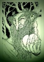 ξωτικό,δεντράνθρωπος,elf, tree men