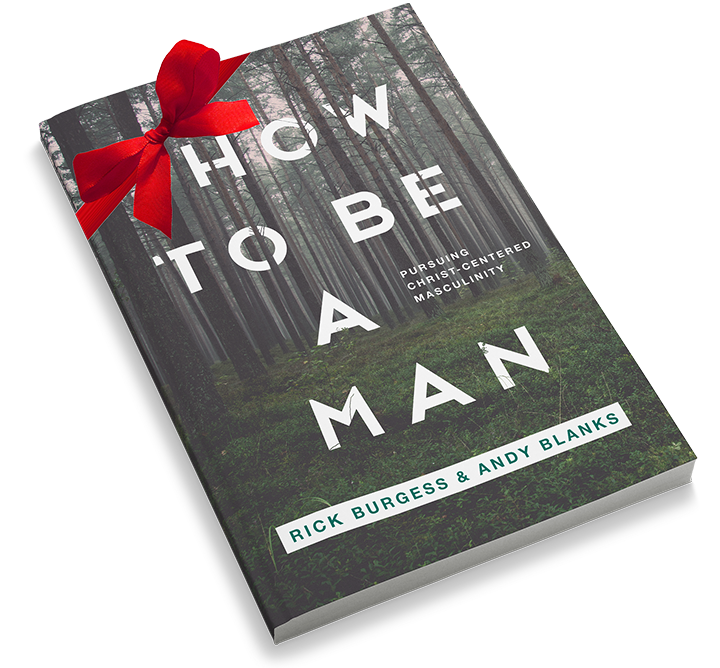 Be sure to get your Man this Christmas devotional.