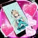 Anime Girl live Wallpaper