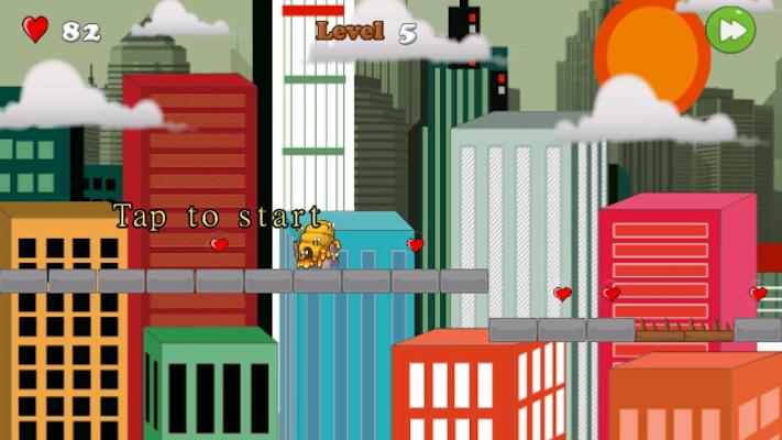 Baby panther - screenshot