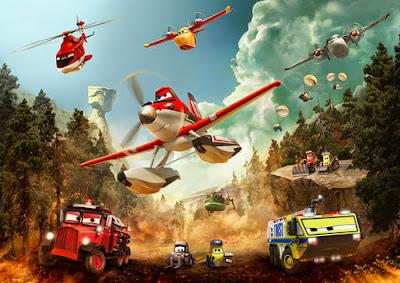 Planes 2 Phim cho thiếu nhi vài dịp hè 2014