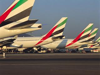 Destinations Emirates A380 a prix reduit pour les passagers Algeriens