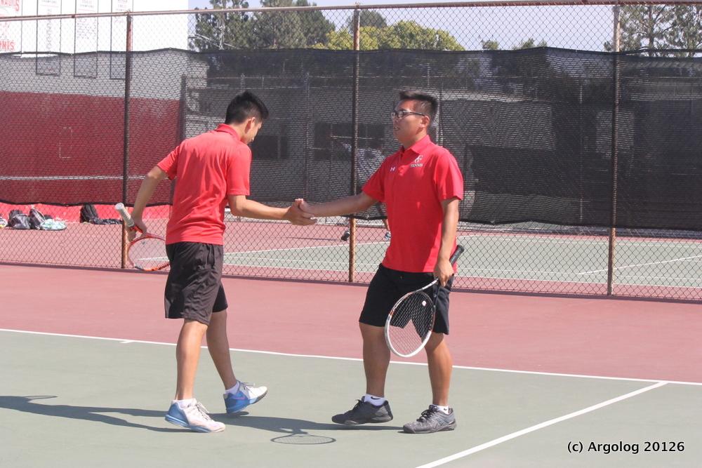 B V Tennis v Los Osos (May 11 16) (KN)