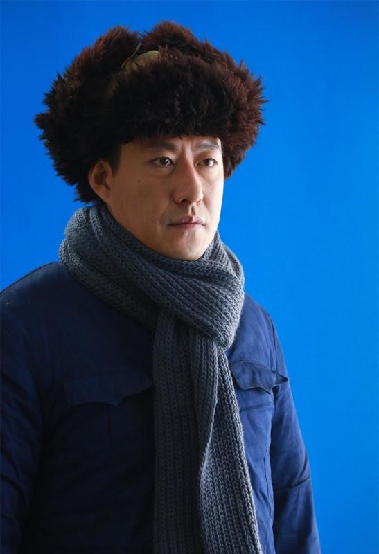 Yu Zhen China Actor