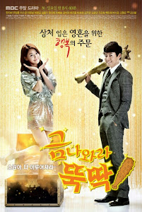 Khát Vọng Thượng Lưu - I Summon You, Gold poster