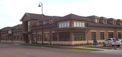 Bank of Wisconsin Dells electrical and mechanical engineering