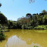 Paysage du Paraná près de Curitiba. Novembre 2010. Photo : Mauricio Skrock