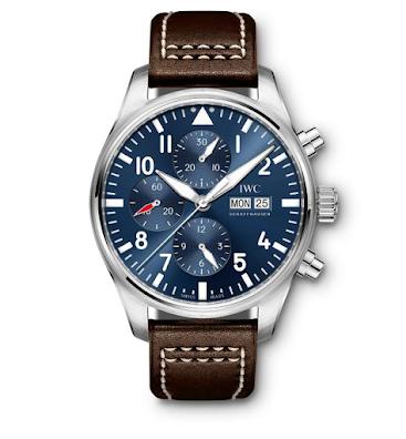 A IWC Grife suíça de relógios chega ao Brasil com a primeira 'e-boutique'