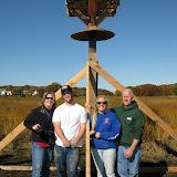 Guilford Salt Meadow Sanctuary Osprey Platform - sfs%252C10-25-09%2Bosprey%2Bplatform%2Binstall%252C134.JPG