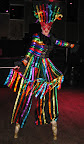 Rainbow Ribbon Dancer