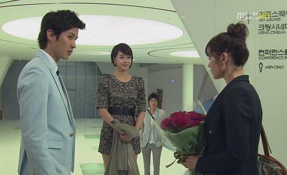 Kim Ji Suk, Wang Ji Hye, Lee Min Ho, Son Ye Jin