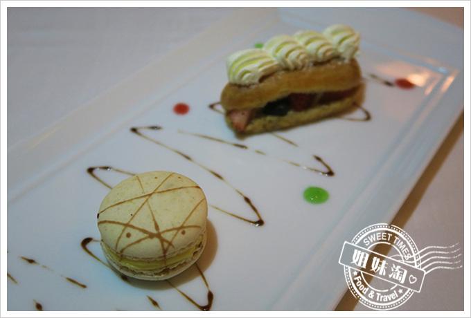 高雄漢來大飯店(The Grand Hi Lai Hotel) 龍蝦酒殿-甜點