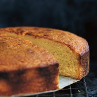 One-bowl Vanilla Cake.