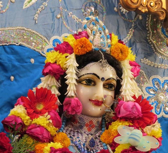 ISKCON Vallabh vidhyanagar Deity Darshan 18 jan 2017 (12)