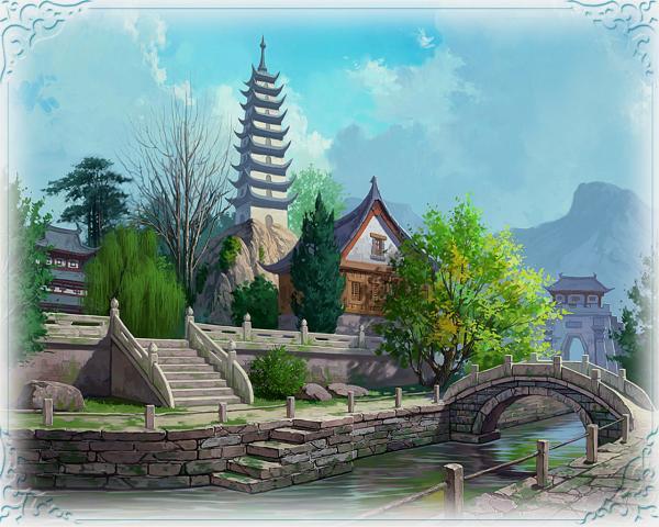 Sorrow Of Silent Landscape, Fantasy Scenes 3