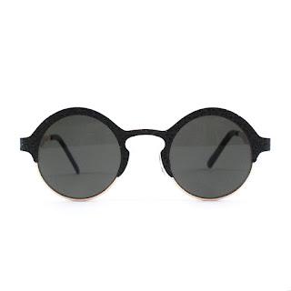 Spitfire Sci Fi Black Sunglasses